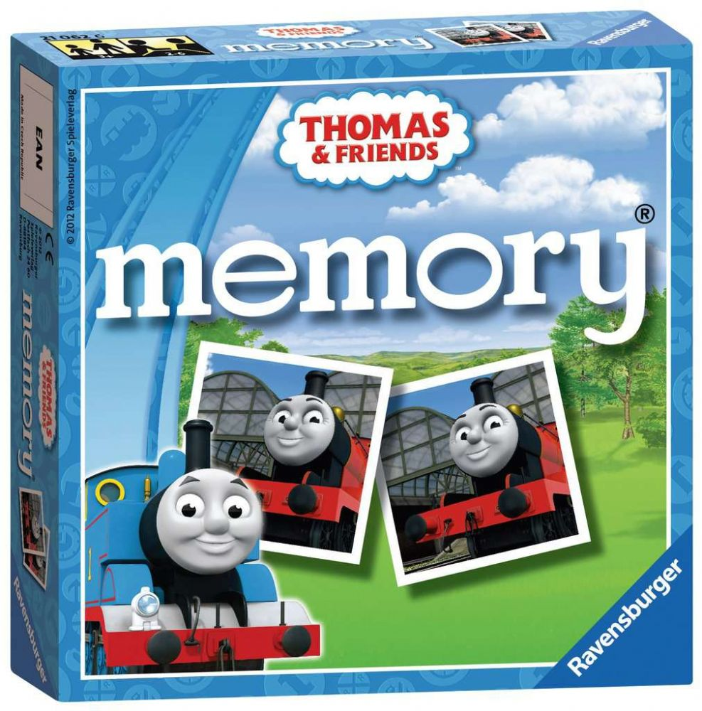 RAVENSBURGER GAME  Thomas & Friends Mini memory